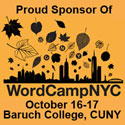 WordCampNYC – Oct 16-17