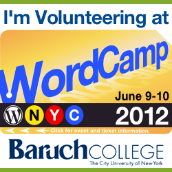 WordCampNYC – June 9-10