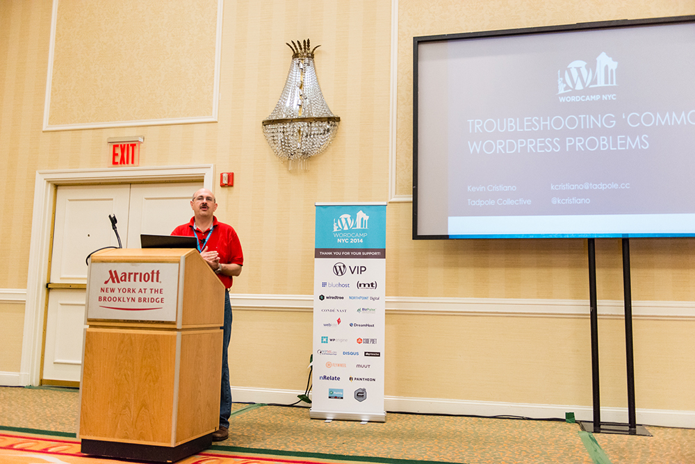 wcnyc, wordcamp nyc 2014, kevin cristiano