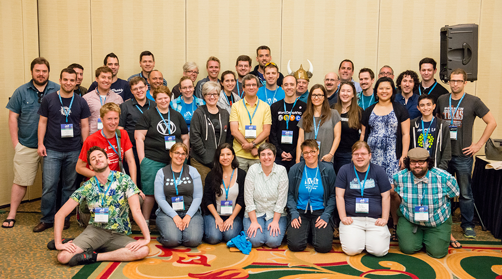 wcnyc, wordcamp nyc 2014, core contributors