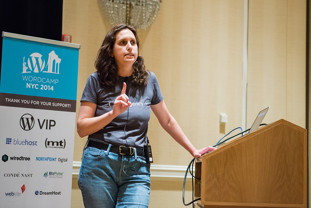 wcnyc, wordcamp nyc 2014, tracy rotton