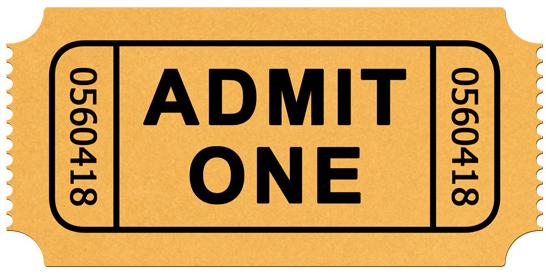 stub tickets